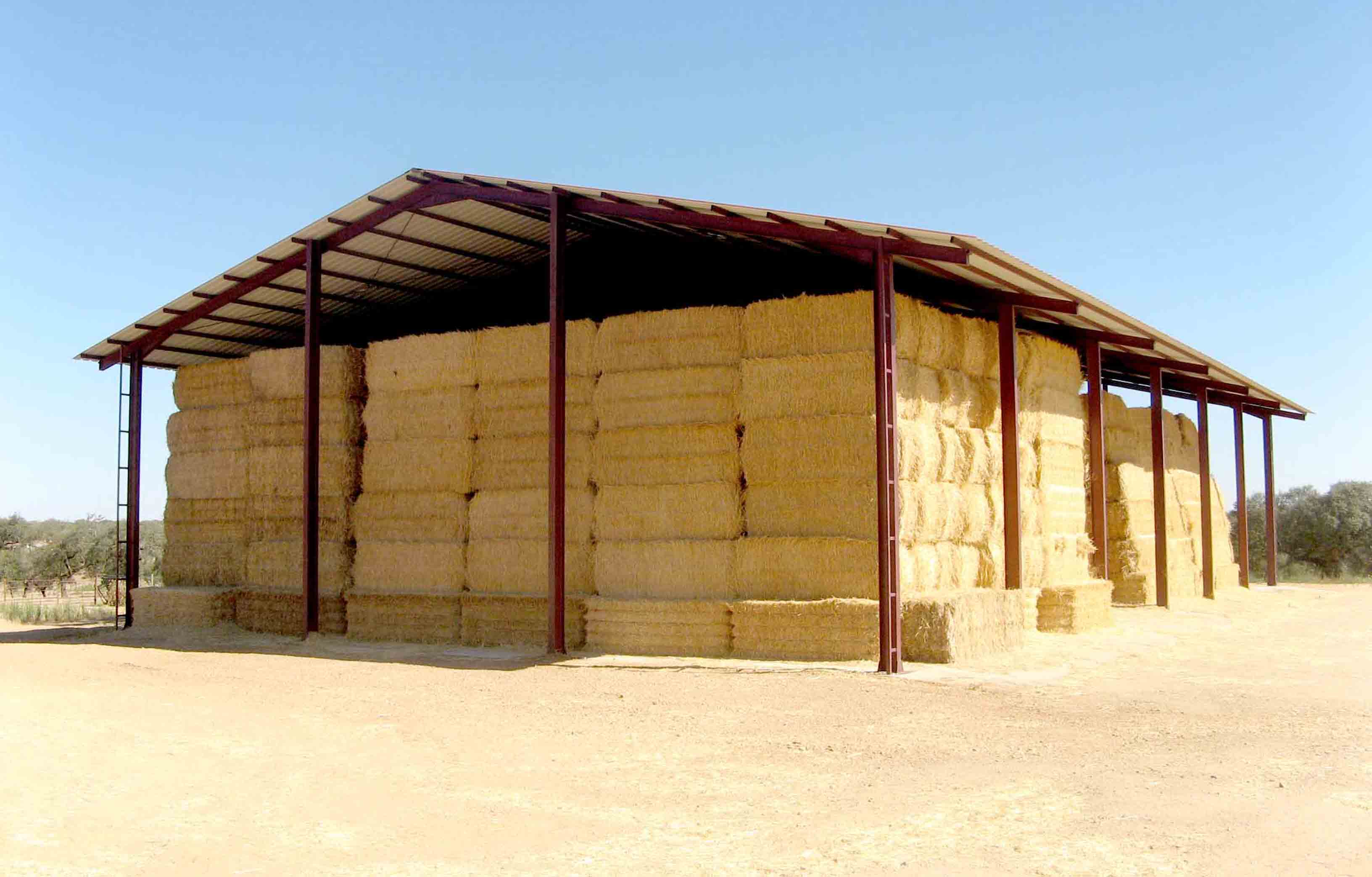 Naves agricolas prefabricadas para cultivos intensivos o for Naves prefabricadas de ocasion
