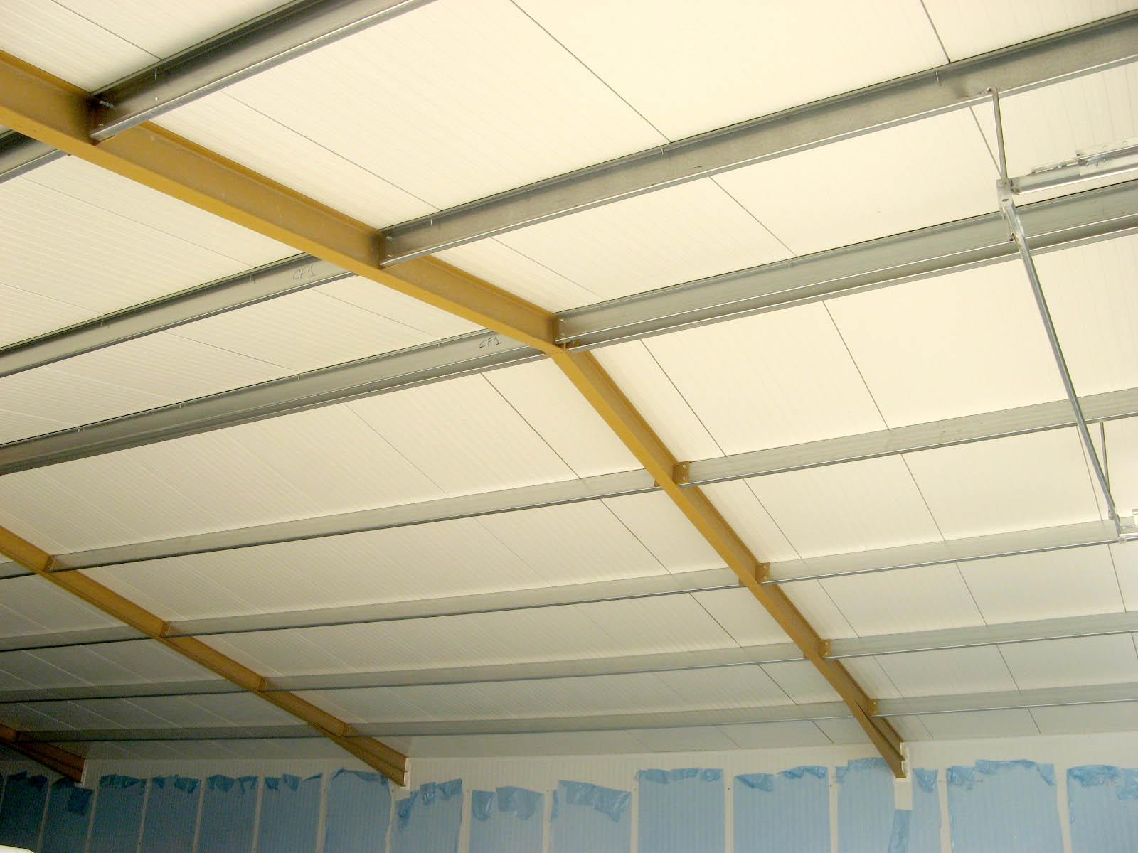 Granja avicola desde 42 m2 de nave grajas avicolas naves avicolas - Hacer falso techo ...