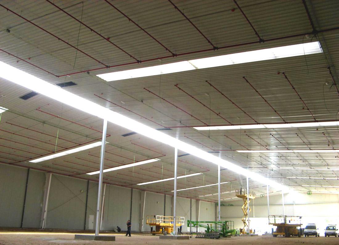 Estructura metalica para techo good estructura metlica - Estructuras metalicas para casas ...