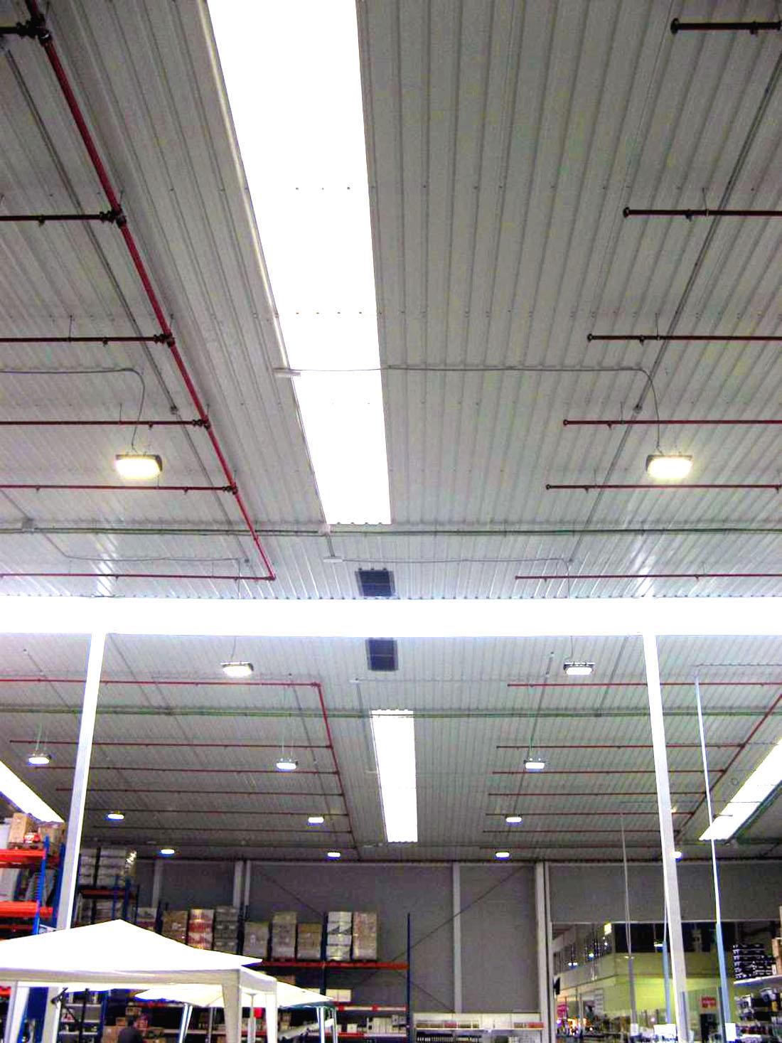 Falso techo metalico falsos techos plafones de aluminio for Oficina mrw valladolid