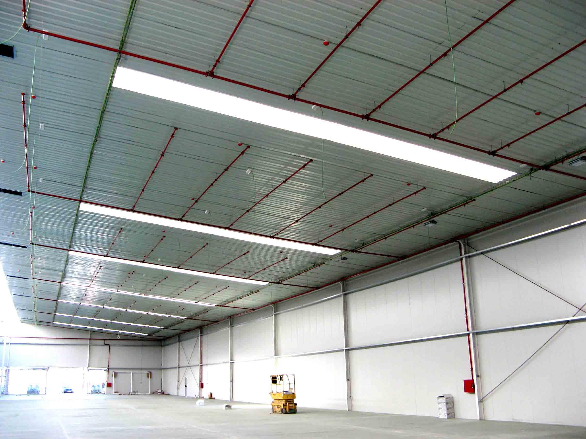 Naves prefabricadas precios economicos o baratas patec for Como hacer una estructura metalica para techo